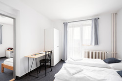 Hotel Horní Pramen - pokoj