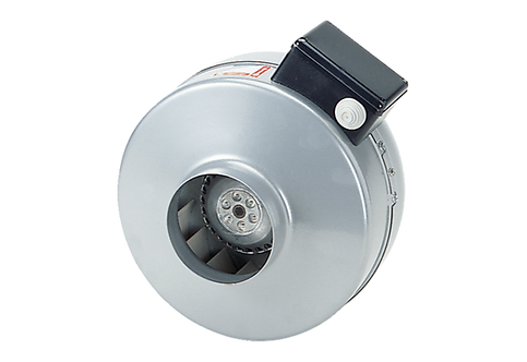 INLINE DUCT FANS SINGLE PHASE