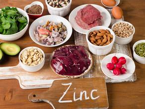 Zinc, un mineral esencial