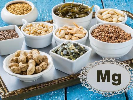 El Magnesio, un mineral esencial