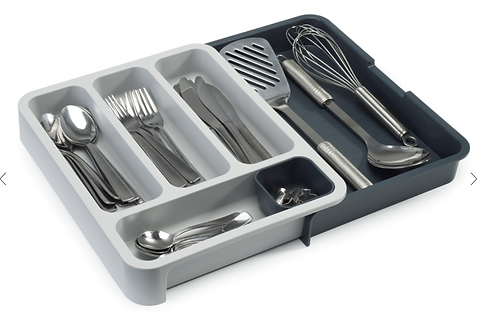 DrawerStore Expanding Cutlery Tray