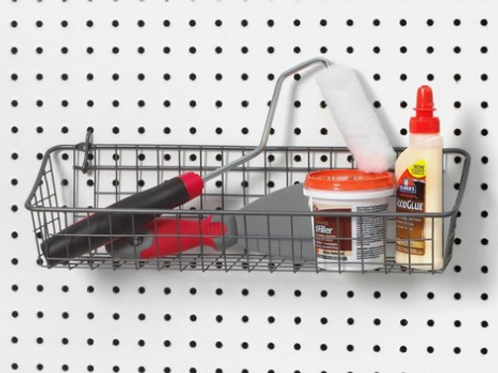 MD Pegboard & Wall Mount Basket