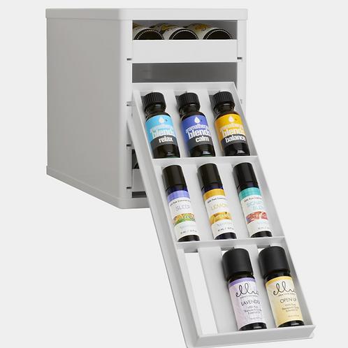BottleStack Essential Oils Organizer and Nail Polish Holder