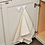 Thumbnail: White Adhesive Towel Grabber
