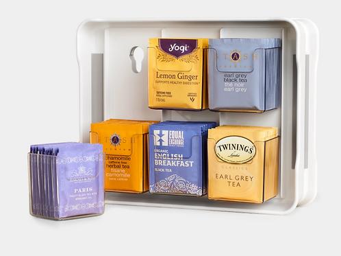 Tea Bag Cabinet Organizer