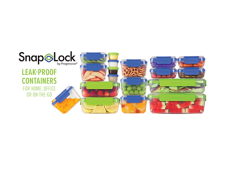 SnapLock 36 Piece Set