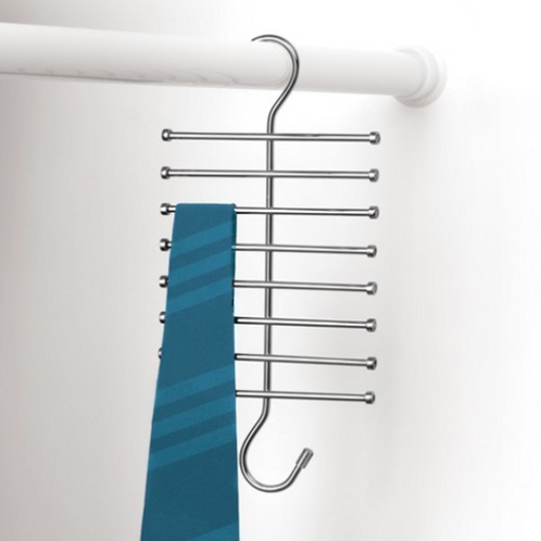 Hanging Tie/Belt Rack