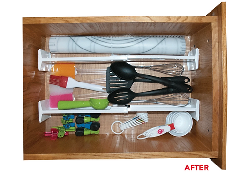 Expandable Drawer Divider (2 PC)
