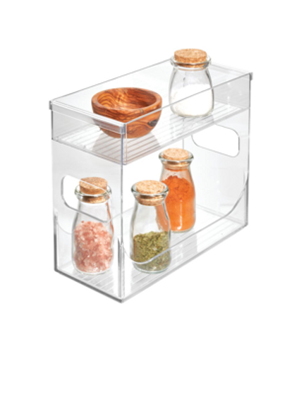 2 Tier Spice Rack