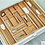 Thumbnail: Bamboo Customizable Cutlery Tray
