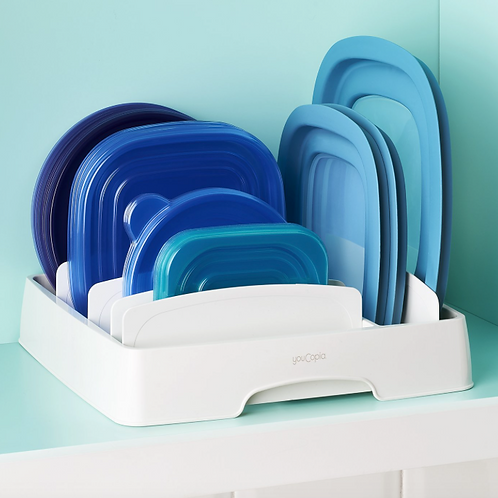 MD Container Lid Organizer