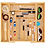 Thumbnail: Bamboo Expandable Cutlery Tray