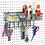 Thumbnail: Pegboard Basket & Hook Station