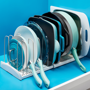Expandable Cookware Rack