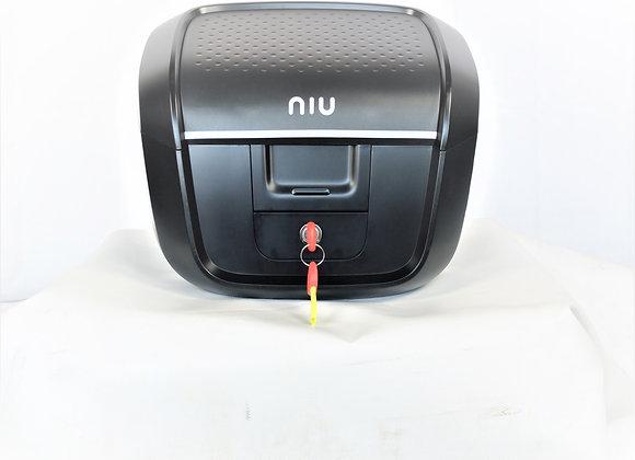 Top Case  Matt Schwarz NIU M+-Serie