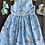 Thumbnail: Unicorn and rainbow print dress