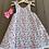 Thumbnail: Pink blossom print reversible dress