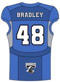 48 Sam Bradley LB