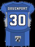 30 David Davenport RB