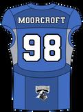 98 Harry Moorcroft DL