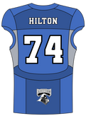 74 Ed Hilton OL