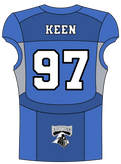 97 Josh Keen DL