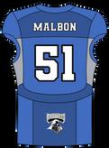 51 Ben Malbon OL/DL