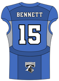 15 Mike Bennett WR