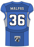 36 Chris Malpas DB