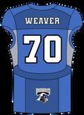 70 Mark Weaver OL