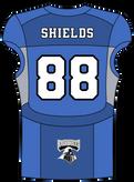 88 Joel Shields WR