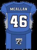 46 Tim McAllan RB/LB