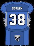38 Liam Doran DB