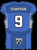 9 Callum Simpson QB
