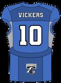 10 Danny Vickers WR