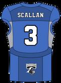 3 Lee Scallan WR/DB