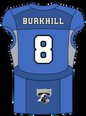 8 Spencer Burkhill QB