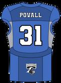 31 Shaun Povall S
