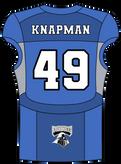 49 Jack Knapman LB