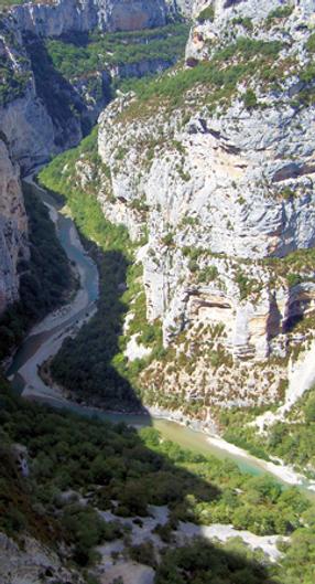 Escalade et Grimpe gorges du Verdon,climbing, klettern