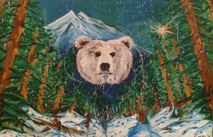 Sacred Bear