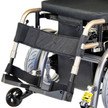 Swing in-out footrest for Kymco K-Movie Rehab