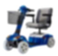 Super 8 Mobiliy Scooter Saphir Blue