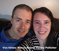 Your guest: Marco Roy and Valery Pelletier