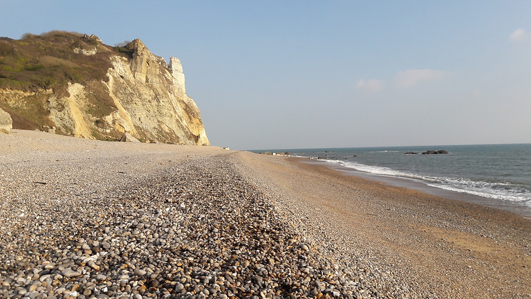 Beer and Branscombe South West Coastal Path Walk