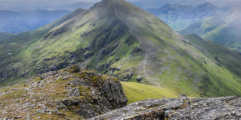 Ben More and Stob Binnein | Abbie Bikes Britain | Trossachs and Loch Lomond
