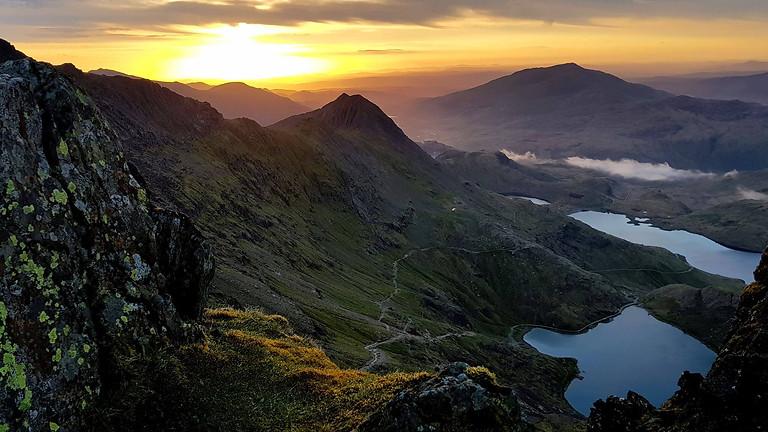 Snowdon for Sunrise | Abbie Bikes Britain | Snowdonia
