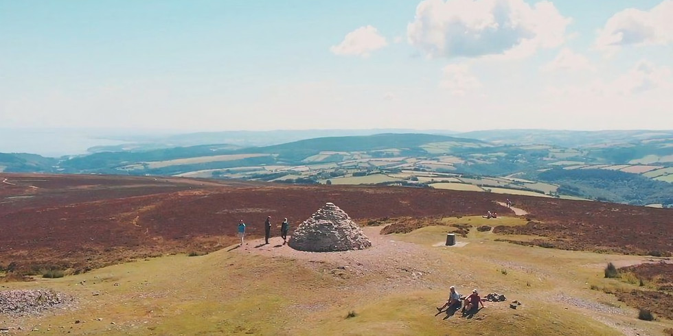 Dunkery Beacon | Abbie Bikes Britain | Exmoor