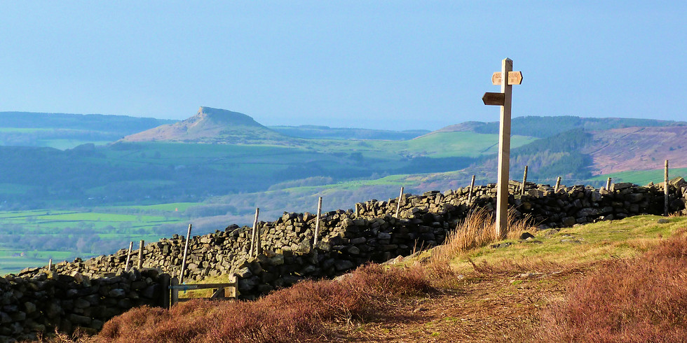 Urra Moor and Round Hill   Abbie Bikes Britain   North York Moors
