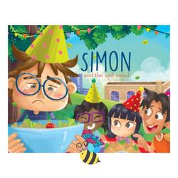Simon and the Sad Salad
